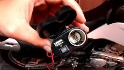 Carregador de celular pra moto atacado e varejo