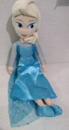 Boneca Elsa com 55 cm