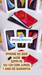 IPhone SE 64gb LACRADO