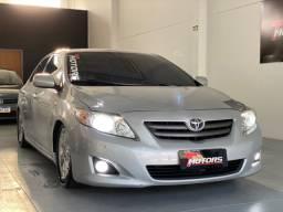 Toyota Corolla 2009 XLI 1.6 Aut. Rebaixado