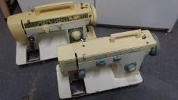 Duas máquina costura pra conserto