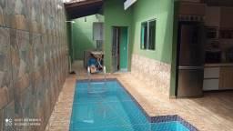 Casa com piscina no Santa Maria/Costa Verde