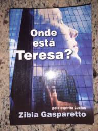 Livro Onde Está Teresa?