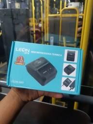 Leon gts mini impressora bluetooth  entrega grátis