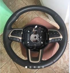 Volante Jeep Renegade Compass Toro Fiat Argo Chronos Uno Mobi Strada
