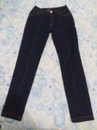 Calça jeans Aquamar
