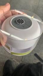 Mini Caixa de Som Bluetooth a Prova D' Agua com Ventosa<br>- Lacrado<br>