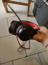 Headset Gamer Redragon Minos USB 7.1 - H210<br><br>
