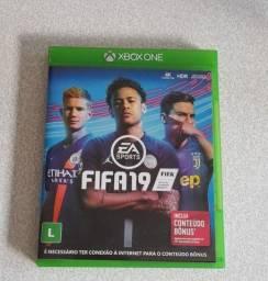 Fifa 19 4K Xbox one