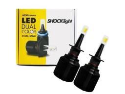 Par Lâmpada LED Dual Color H1 Shocklighth