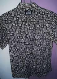 Título do anúncio: camisa de botão star wars