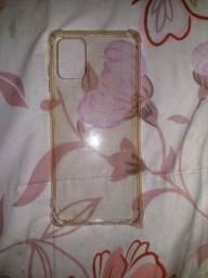Capa celular Samsung A71