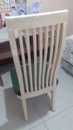 Cadeira de mogno