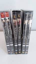 DVDs Supernatural 1-6-7 Temporadas