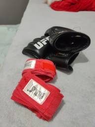 Equipamento para MMA e Muay Thai