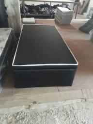 box solteiro baú ENTREGA GRATIS