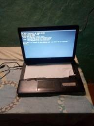 notebook pci mb ct 42 ver b 2gb + d2500  com lista lea a descriçao!