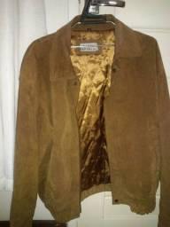 Jaquetas de couro la camurca sobretudo