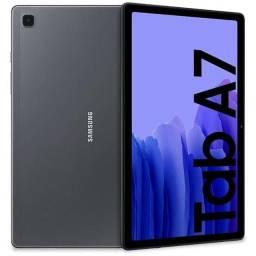 Samsung Galaxy Tab A7 novo na caixa