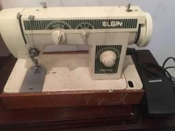 Máquina Elgin zig zag