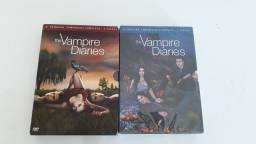 DVDs The Vampire Diaries 1 e 3