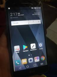 LG k10 2017 LEIA