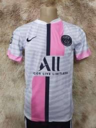 Camisa Paris saint Germain (p ao GG) entrega gratuita para toda João pessoa