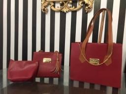 Lindas bolsas,qualidade e maravilhoso dezaine