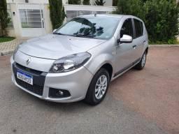Renault Sandero Completo Baixa km