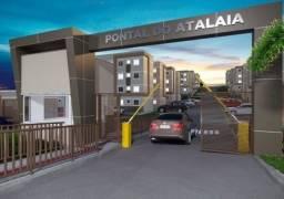 Apartamento com 2 quartos com suíte reversivél,43m²,3 Andares em Olinda
