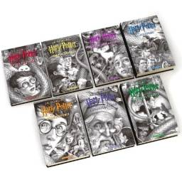 Box Harry Potter 20 Anos Capa Dura