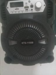 Vendo uma caixinha de Som KTS 1150B