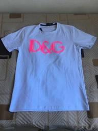 Camiseta Dolce Gabbana DG