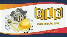 Título do anúncio: clg construção civil dividimos sua obra no Cartao crédito