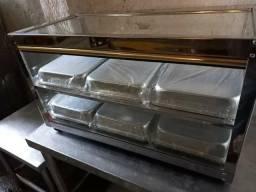 Estufa vidro Reto