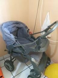 Título do anúncio: Carrinho + Bebê Conforto Burigotto