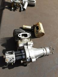 Aero motor gás MLD