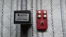 Pedal Joyo Deluxe Crunch (Novo)