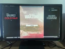 Monitor gamer Benq zowie XL2411P 144hz 1ms