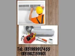 Título do anúncio: Manutenção de ar-condicionado!