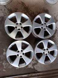 Rodas Chevrolet Cruze aro 17