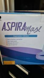 Vendo novo aspirador clínico