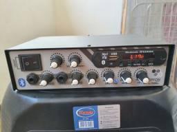 Receiver Amplificador Orion rc7000bt - 500w
