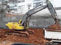 Escavadeira hidráulica Volvo EC210BLC