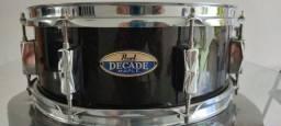 Caixa Pearl Decade 14x5,5 Maple - Promoção!