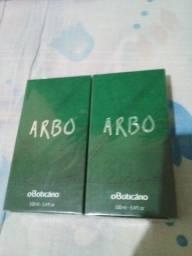 2 perfumes arbo da boticário