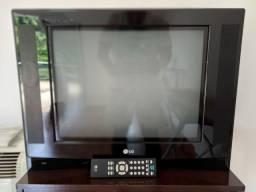 TV LG Ultra Slim 21 Pol com Controle