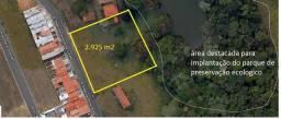 Título do anúncio: Área Residencial/Comercial 2925m2 Plana Proximo a Lago,Área de Preservação,Bom p/Construir