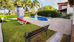 Excelente casa no Aldebaran Alfa 4 suítes,piscina,toda mobiliada