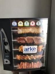Vendo churrasqueira Arke, nunca usada
